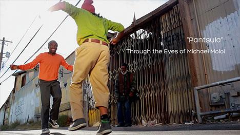 Pantsula Documentary image